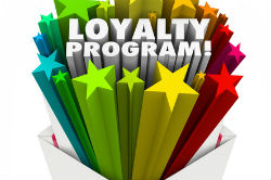 JJ Peruvian Restaurant - Loyalty Program
